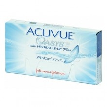 JOHNSON & JOHNSON ACUVUE® OASYS® (6 ks)
