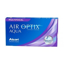 ALCON AIR OPTIX AQUA MULTIFOCAL (6 ks)