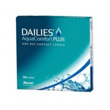 ALCON DAILIES AquaComfort PLUS (90 ks)