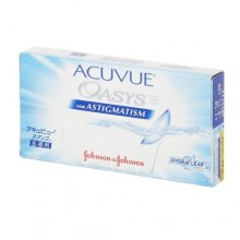 JOHNSON & JOHNSON ACUVUE® OASYS® for ASTIGMATISM (6 KS)