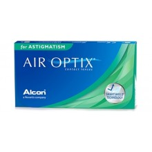 ALCON AIR OPTIX FOR ASTIGMATISM (6 ks)