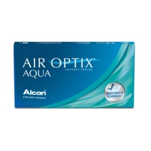 ALCON AIR OPTIX AQUA (6 ks)